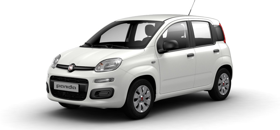 Lemnos car hire Fiat Panda